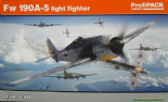 EDK82143 1/48 Focke Wulf FW190A-5 'Light Fighter' profipack